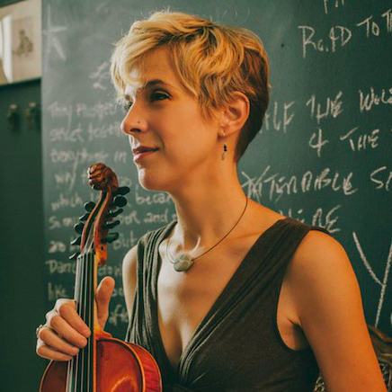 May 4th: the Sara Caswell Quartet