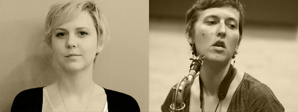 March 16th: the Anna Webber/Angela Morris Big Band