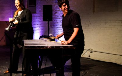 Jan. 19th: Nadje Noordhuis & James Shipp Duo