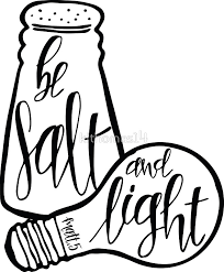 Fulfilled to Be Salt and Light