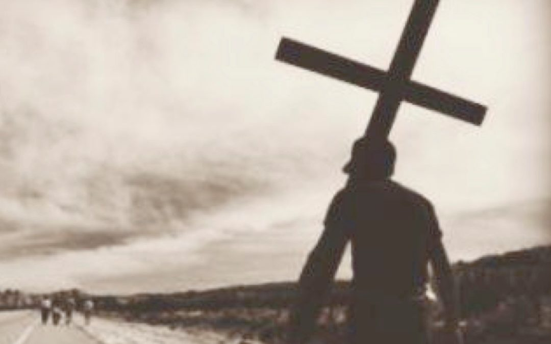 The Cross:  Comfort and Call